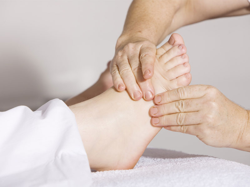 Massage – The Tranquil Touch